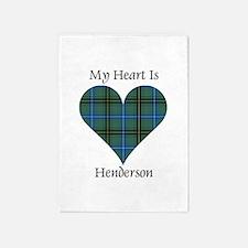 Heart - Henderson 5'x7'Area Rug