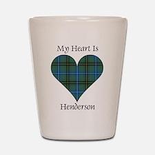 Heart - Henderson Shot Glass