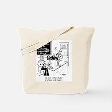 Working 2/7 Tote Bag