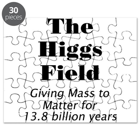 Higgs Field Puzzle