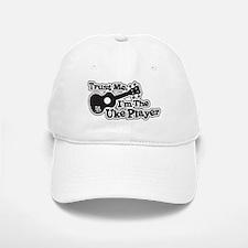 Trust Me Im The Uke Player Baseball Baseball Baseball Cap