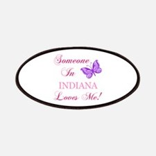 Indiana State (Butterfly) Patches