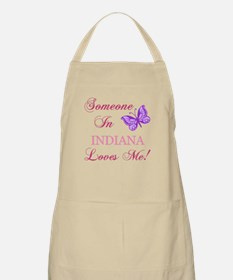 Indiana State (Butterfly) Apron