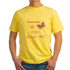 Iowa State (Butterfly) T