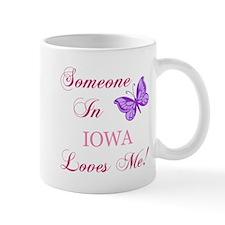 Iowa State (Butterfly) Mug