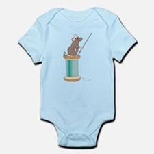 Mouse Sewing Body Suit