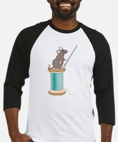 Mouse Sewing Baseball Jersey