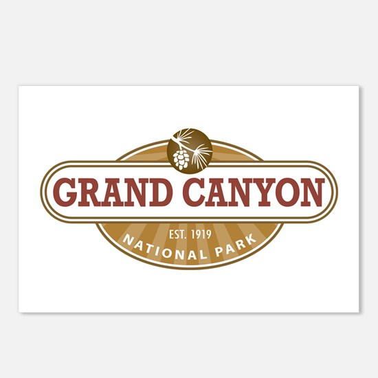 Grand Canyon National Park Postcards (Package of 8