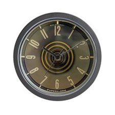 Type 34 Dash - Wall Clock