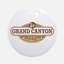 Grand Canyon National Park Ornament (Round)