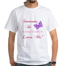 Massachusetts State (Butterfly) Shirt