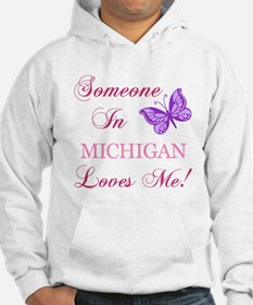 Michigan State (Butterfly) Hoodie