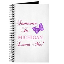 Michigan State (Butterfly) Journal