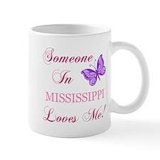 Mississippi State (Butterfly) Mug