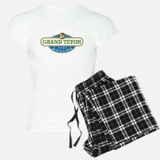 Grand Teton National Park Pajamas