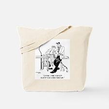 Cornea Transplant Rejected Tote Bag