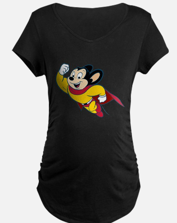 MightyMouse Maternity T-Shirt