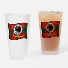 Turnbull Clan Drinking Glass