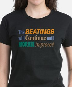 Beatings Will Continue - Tee