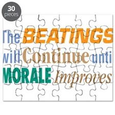 Beatings Will Continue - Puzzle