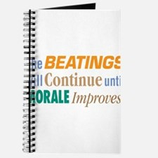Beatings Will Continue - Journal