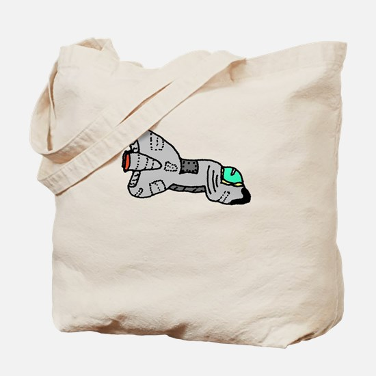 Spaceship Zero Tote Bag