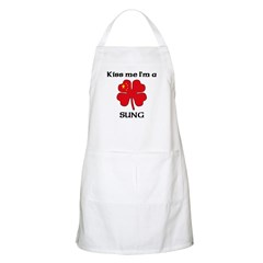 Sung Family BBQ Apron