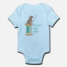 Mommys Little Helper Body Suit
