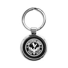 Keystone Halfpipers Union Round Keychain