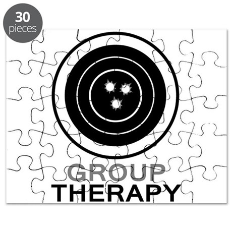 Group Therapy Puzzle by DemOniXLLC