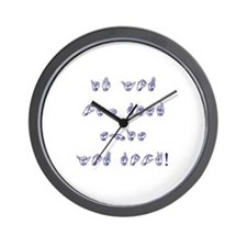 You Rock.png Wall Clock