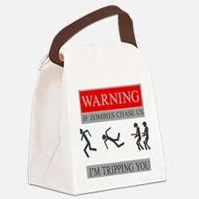 Zombies 01.png Canvas Lunch Bag