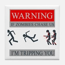 Zombies 01.png Tile Coaster
