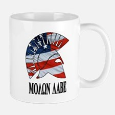 Movon Labe Flag Side Helm Mugs