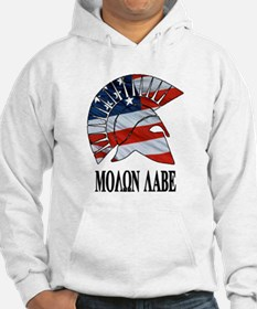 Movon Labe Flag Side Helm Hoodie