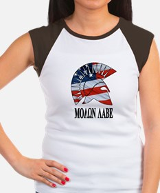 Movon Labe Flag Side Helm T-Shirt