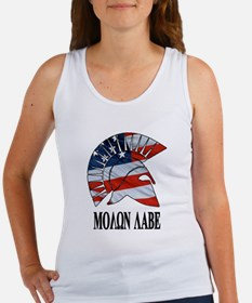 Movon Labe Flag Side Helm Tank Top