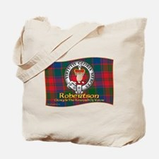 Robertson Clan Tote Bag