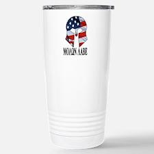 Movon Labe Flag Helm Travel Mug