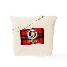 Ramsay Clan Tote Bag