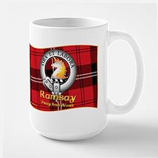 Ramsay Clan Mugs