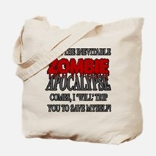 I Will Trip You Tote Bag