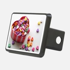 valentine candy Hitch Cover