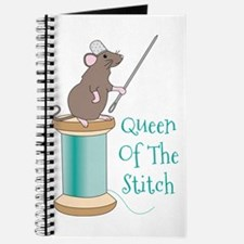Queen of the Stitch Journal