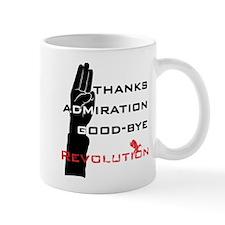 Hunger Games: Revolution Salute Mugs
