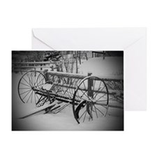 Winter Scenes Stationary Greeting Cards