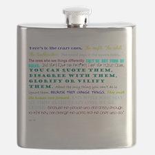 people who change things Flask