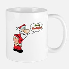 Merry KissMyAss Mug