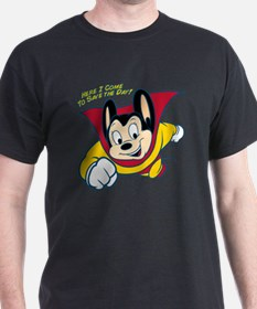 Officially licensed vintage Mighty Mo T-Shirt