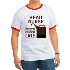 Head Nurse Fueled By Chocolate T